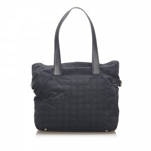 Chanel New Travel Line Nylon Tote Bag