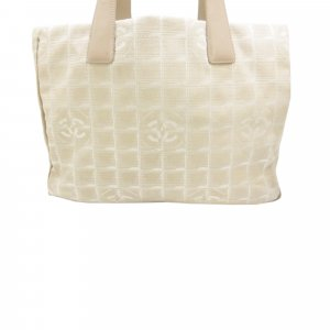 Chanel Tote wit Nylon