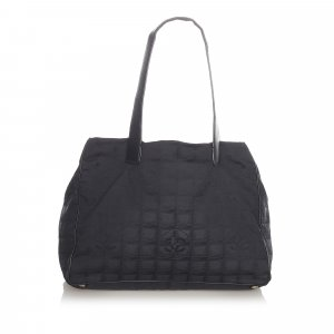 Chanel New Travel Line Nylon Tote Bag