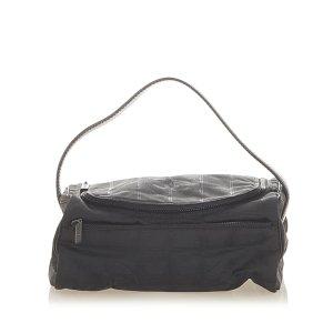 Chanel Make-up Kit black nylon