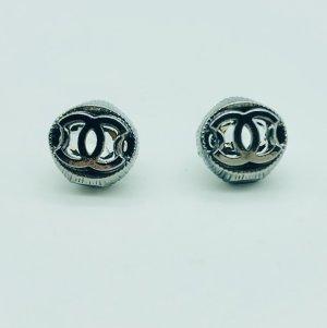 Chanel Orecchino a vite argento
