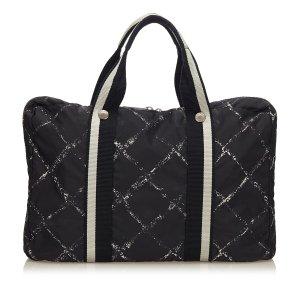Chanel Old Travel Line Handbag