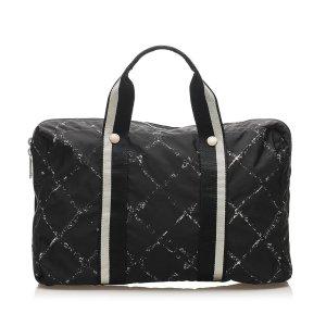 Chanel Business Bag black nylon