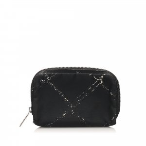 Chanel Old Travel Line Nylon Pouch