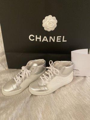 Chanel Orginal mit Rechnungskopie Sneaker gr 38,5