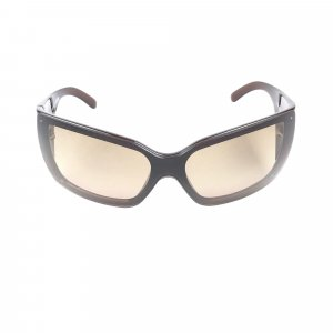 Chanel Oversized Wrap-Around Sunglasses