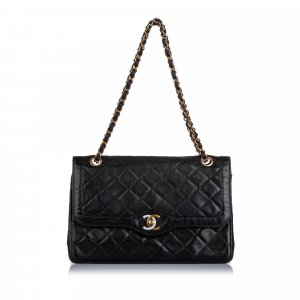 Chanel Paris Double Flap Bag
