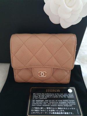 Chanel Portemonnee rosé-licht beige
