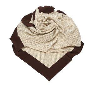 Chanel Sjaal beige Zijde