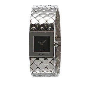 Chanel Orologio argento Acciaio pregiato