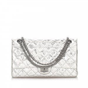 Chanel Reissue Leather Double Flap Bag