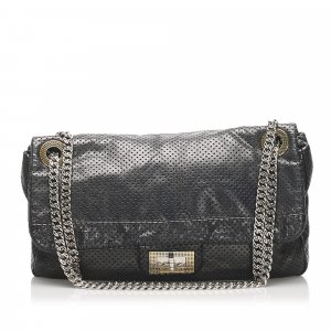 Chanel Reissue Perforated Leather Flap Bag