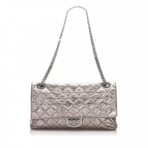Chanel Reissue Quilted Leather Double Flap Bag