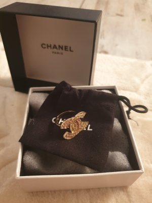 Chanel Statement Ring rose-gold-coloured-gold-colored