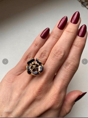 Chanel Ring Camélie