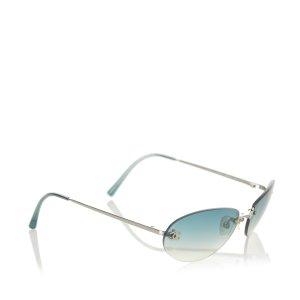 Chanel Gafas de sol azul