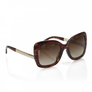 Chanel Sunglasses brown
