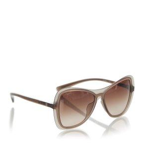 Chanel Gafas de sol marrón