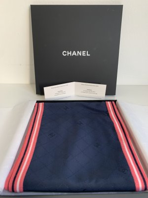 CHANEL Schal - Exclusive Edition December 2018