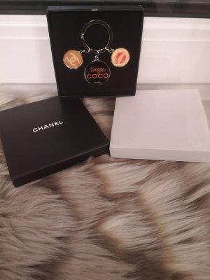 Chanel Pendentif noir-rose clair