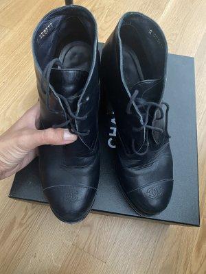Chanel Schuhe 39 39.5 Stiefelette