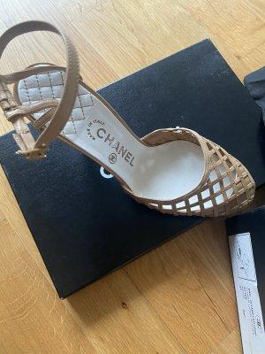 Chanel Schuhe Vintage 37