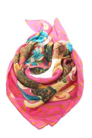 Chanel Silk Cloth allover print casual look