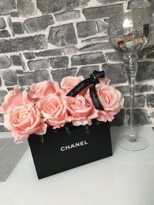 Chanel Shopping Bag Flowerbox Rosenbox NEU