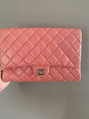 Chanel Single flap clutch tasche