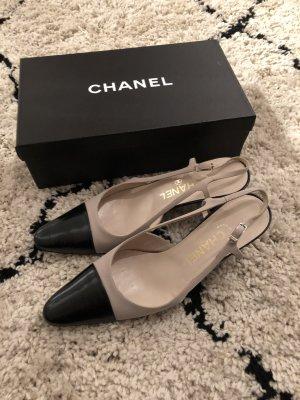 Chanel Sling Pumps Gr. 39