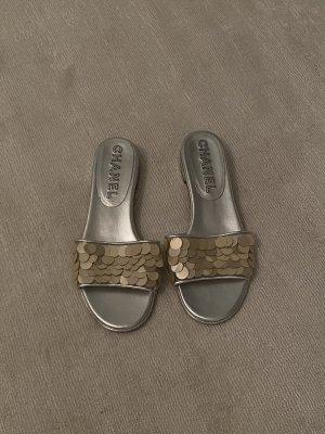Chanel Slippers Gr. 37