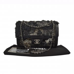 Chanel Small Flap Bag Butterfly Patches @mylovelyboutique.com