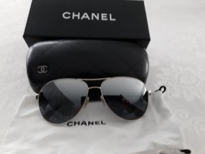 Chanel Bril wit