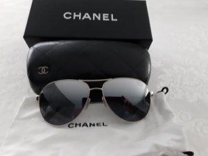 Chanel Occhiale bianco