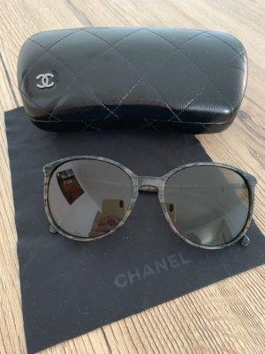 Chanel Bril zwart-antraciet