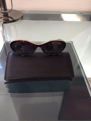 Chanel Gafas de sol ovaladas multicolor