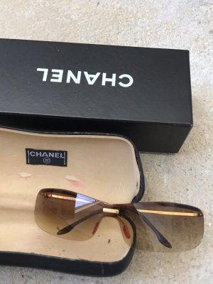 Chanel Lunettes doré