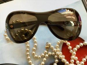 Chanel Bril zwart bruin