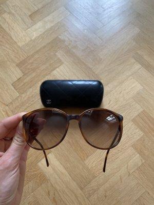 Chanel Sonnenbrille butterfly, braun