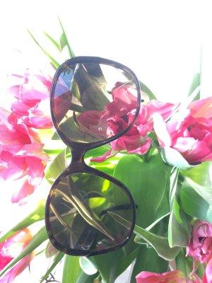 Chanel Occhiale da sole rotondo multicolore