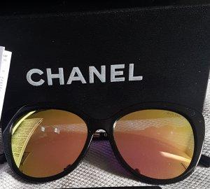Chanel Gafas mariposa multicolor acetato