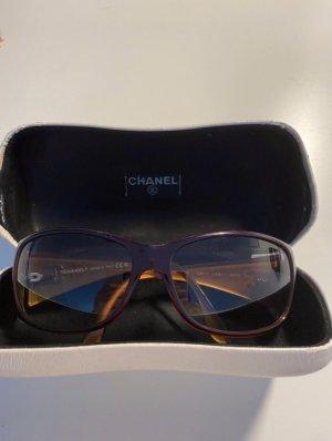 Chanel Occhiale marrone