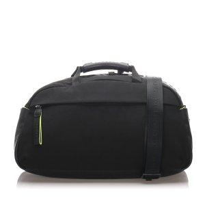 Chanel Travel Bag black nylon