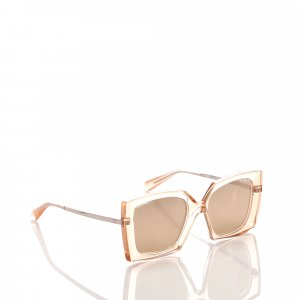 Chanel Square Mirror Sunglasses