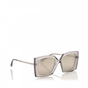 Chanel Square Tinted Sunglasses