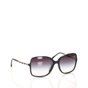 Chanel Okulary przeciwsłoneczne czarny