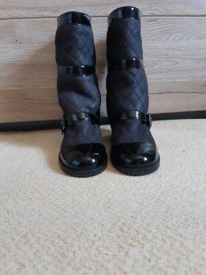 Chanel Krótkie buty czarny