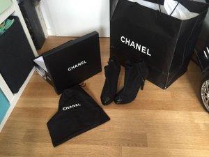 Chanel Stiefelette Neu mit OVP & Chanel Tüte NP 1070€