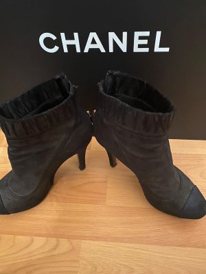 Chanel Stiefeletten Größe 38