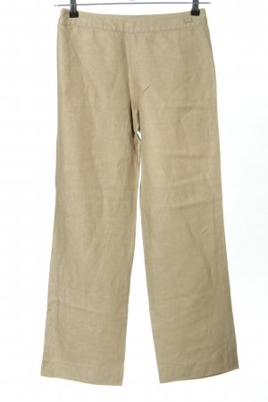 Chanel Stoffhose creme Casual-Look